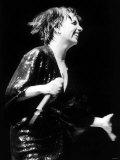 Liza Minnelli at the London Palladium Theatre Photographic Print