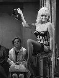 Diana Dors October 1968 Actress Photographic Print