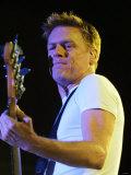 Canadian Singer Bryan Adams Concert in Londonderry Fotografie-Druck
