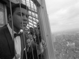 Cassius Clay Later to Become Muhammad Ali July 1966 at G Fotografie-Druck