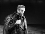 Actor Paul Scofield as King Lear, November 1962 Fotografisk tryk