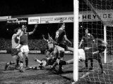 Norwich vs Manchester United, (1-0), January 1975 Photographic Print