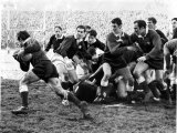 Wales vs Scotland - Rugby Photographic Print