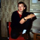 Rik Mayall at Edinburgh Fringe Festival August 1987 Photographic Print
