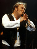 Andrew Strong Singer Actor of the Commitments on Stage Photographic Print