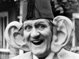 Tommy Cooper Comedian Magician. July 1977 Photographic Print