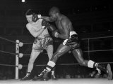 American Middleweight Boxer Rubin Hurricane Carter of New Jersey, USA Photographic Print