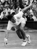 Roy Emerson, in Match Against R.R.Maud. June 1967 Photographic Print