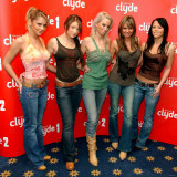 Radio Clyde 'Cash For Kids' Lunch at the Hilton Hotel Girls Aloud Fotografisk tryk