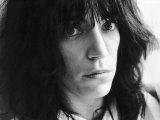 Patti Smith American Rock Singer Reproduction photographique