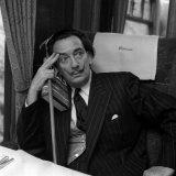 Salvador Dali - Artist - Painter - 1959 Reproduction photographique