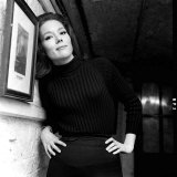 Actress Diana Rigg Star of New Avengers 1964 Hand on Hip Fotografisk trykk