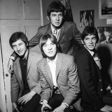 The Emergence in England of a Band Calling Themselves the Small Faces Fotografisk tryk