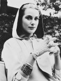 Grace Kelly Actress Stars in the Film High Society Photographic Print