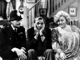 Eric Sykes Actor Hattie Jacques Actress and Derek Guyler Actor in BBC Television Sitcom Photographic Print