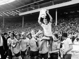 League and FA Cup Winner Arsenal Doing Double by Beating Liverpool Photographic Print