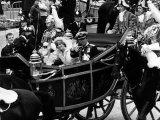 Prince Charles and Lady Diana Spencer Royal Wedding Photographic Print