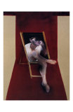 Study for a Portrait of John Edward, c.1989 Planscher av Francis Bacon