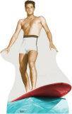 Elvis Surfing Lifesize Standup Cardboard Cutouts
