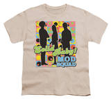 Youth: The Mod Squad - Solid Mod Pattern Shirts