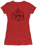Juniors: Charmed - Logo T-Shirt