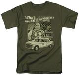 Taxi - What's-a-matta T-Shirt
