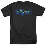 The Amazing Race - Faded Globe T-Shirt