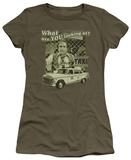 Juniors: Taxi - What's-a-matta Shirt