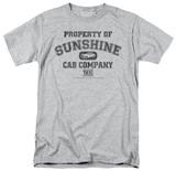 Taxi - Property of Sunshine Cab Co. Shirt