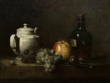 Still-Life Giclée-Druck von Jean-Baptiste Simeon Chardin