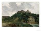 Windmill Giclée-Druck von Pierre Henri de Valenciennes
