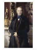 James-Alexandre de Pourtales-Gorgier Reproduction procédé giclée par Paul Delaroche