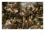 Diogenes of Sinope Giclee-trykk av Jacob Jordaens