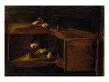 The Confession Giclée-tryk af Giuseppe Maria Crespi
