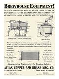 Brewhouse Equipment Kunst