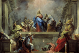 Pentecost Giclee Print by Jean Restout
