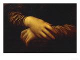 Mona Lisa Giclée-Druck von  Leonardo da Vinci