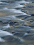Time Lapse Photograph of Rushing Water Fotografie-Druck von Michael Melford