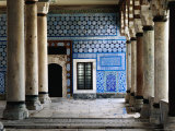 Circumcision Room's Door, Topkapi Palace Fotografisk tryk af Izzet Keribar