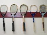 Racquets at Royal Tennis Court Reproduction photographique par Grant Dixon