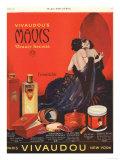 Make-Up Womens Skincare, USA, 1920 Giclee Print