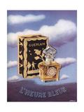Guerlain, USA, 1930 Gicléetryck