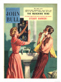 John Bull, Couples Bathrooms Magazine, UK, 1955 Giclee Print