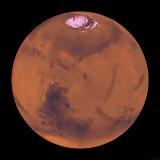 Mars Fotografie-Druck von  Stocktrek Images