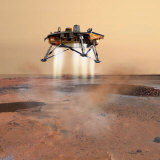 Phoenix Mars Lander Fotografie-Druck von  Stocktrek Images