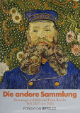 Postes, Fondation Beyeler 2007 Julisteet tekijänä Vincent van Gogh