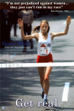 Grete Waitz: Get Real Posters