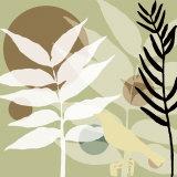 Organic Zen I Kunstdrucke von Jan Weiss