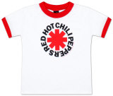 Toddler: Red Hot Chili Peppers - Asterisk Logo Camisetas