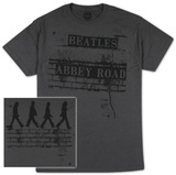 The Beatles - Strada di mattoni T-Shirts